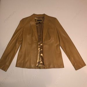 100% Soft Leather Jacket / Blazer